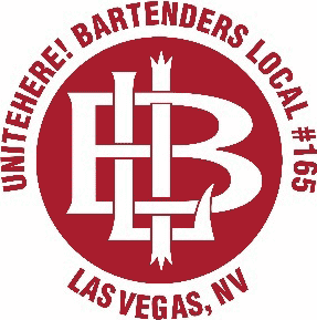 Bartenders Local 165 logo