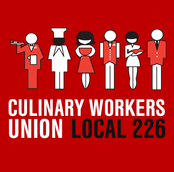 Culinary Local 226 logo
